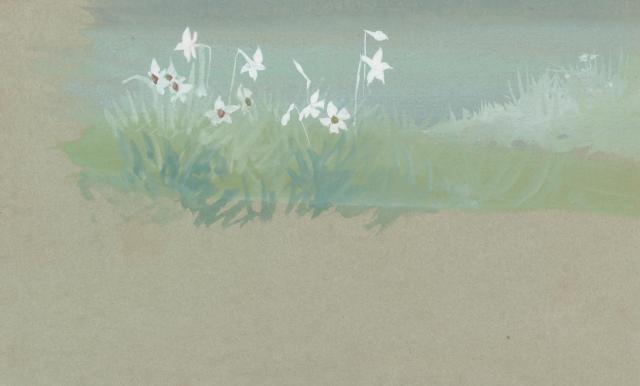 white florets e