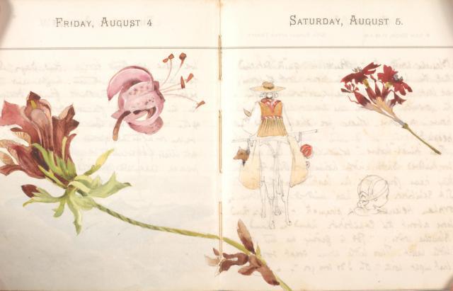 flowersdiary1899